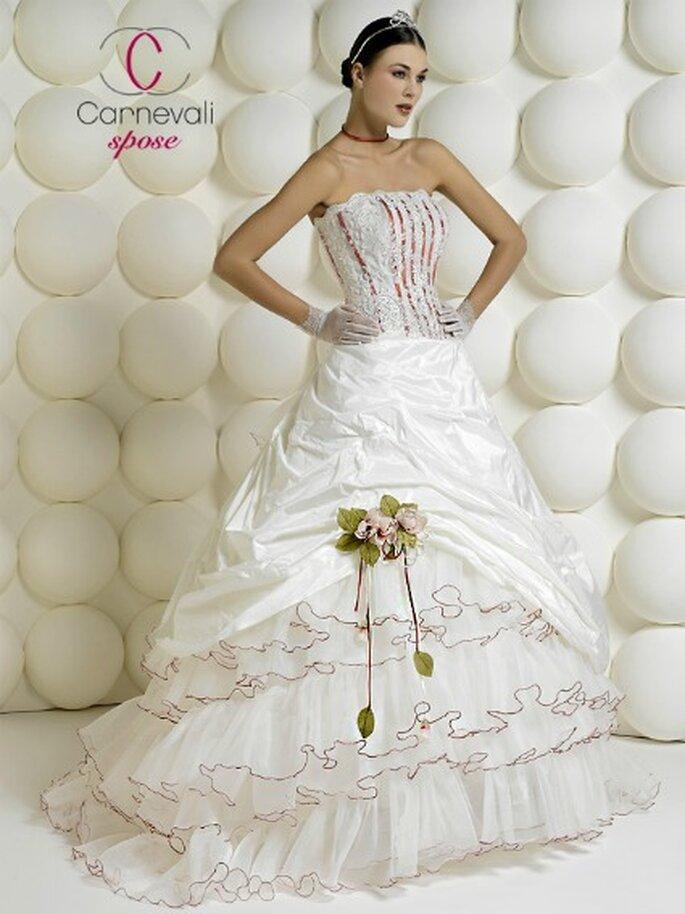 Carnevali Spose Collezione Sophia '12 Romantic Mod.Delia