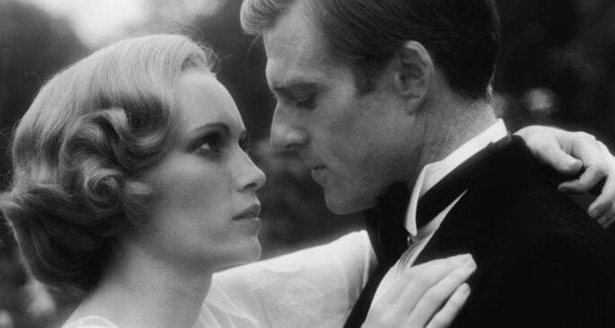 Photo: Jay Gatsby and Daisy Fay Buchanan (The Great Gatsby, F. Scott Fitzgerald)