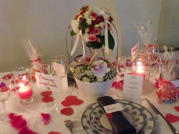 Organisation et décoration de mariage : on laisse faire les pros ! Photo : Life Event Planner