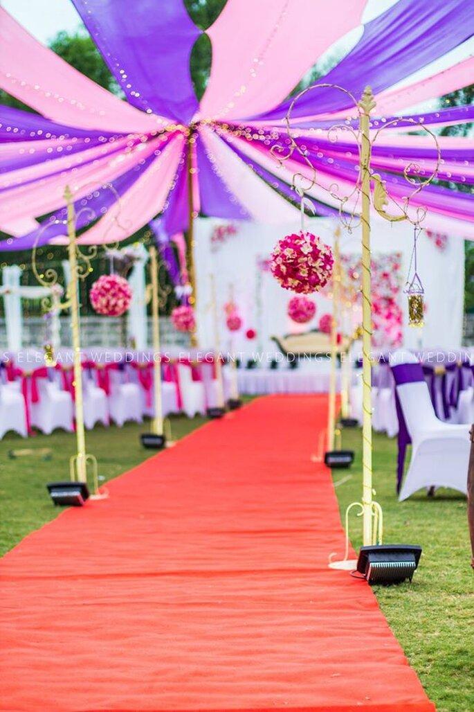 Photo: Elegant Weddings.