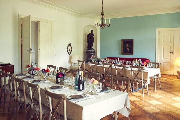 Hochzeitslocation Herrenhaus von Hollander