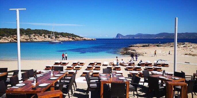 Lugares de celebración Ibiza - playa