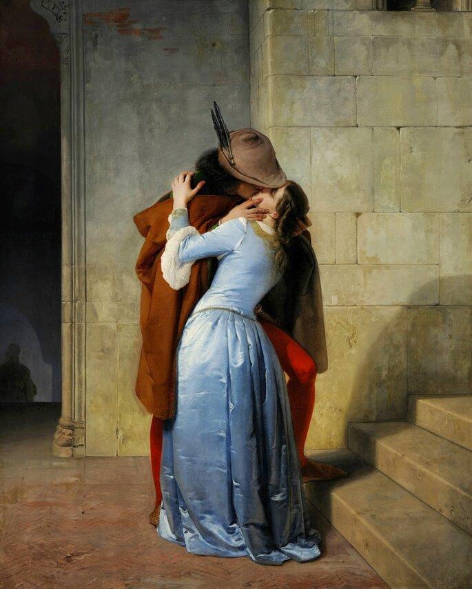 Hayez Il bacio