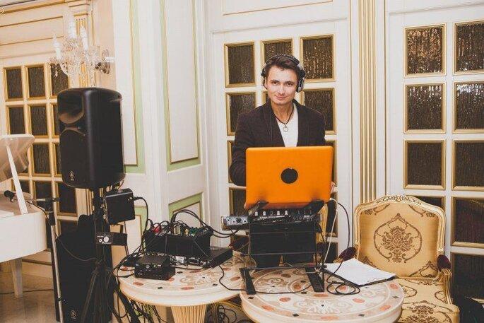 DJ Антон Андрианов