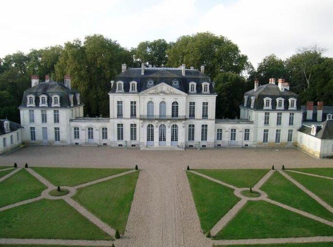 Château des Ormes - Lieu de mariage - Viennes