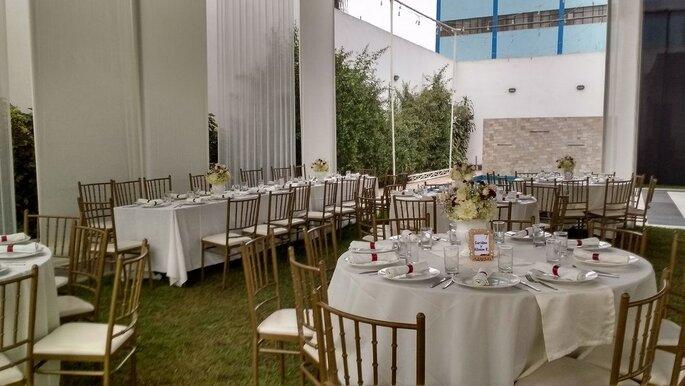 Las Gaviotas de Huachipa casas y centros de eventos Lima