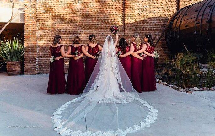 Ex Hacienda Cruz de Cantera jardín para bodas Guanajuato