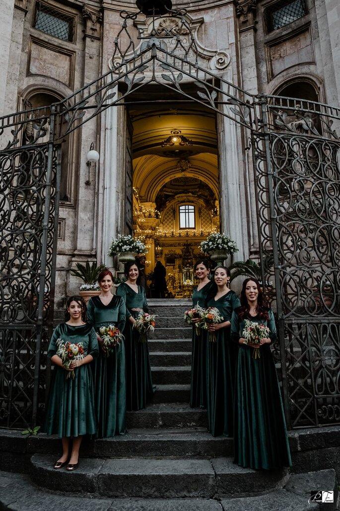 Il matrimonio di Stefania e Tarcisio