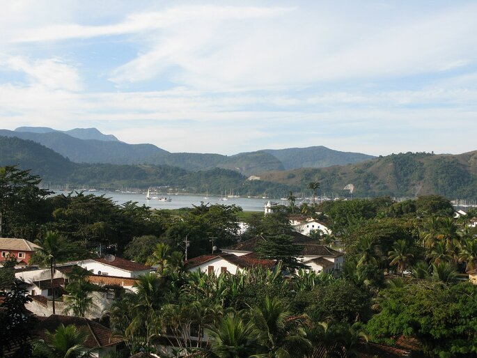 Photo : Cristinacavoto (Pixabay) - Paraty