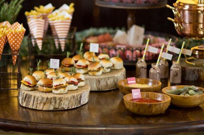 buffet eventos comida de boteco