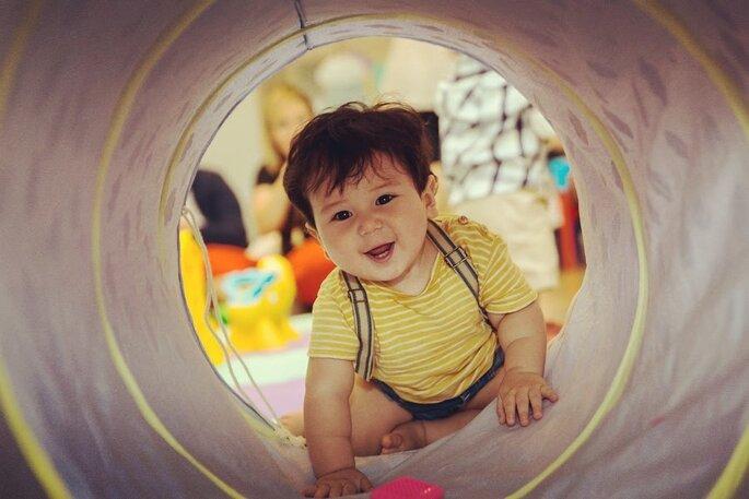 Túnel sensorial