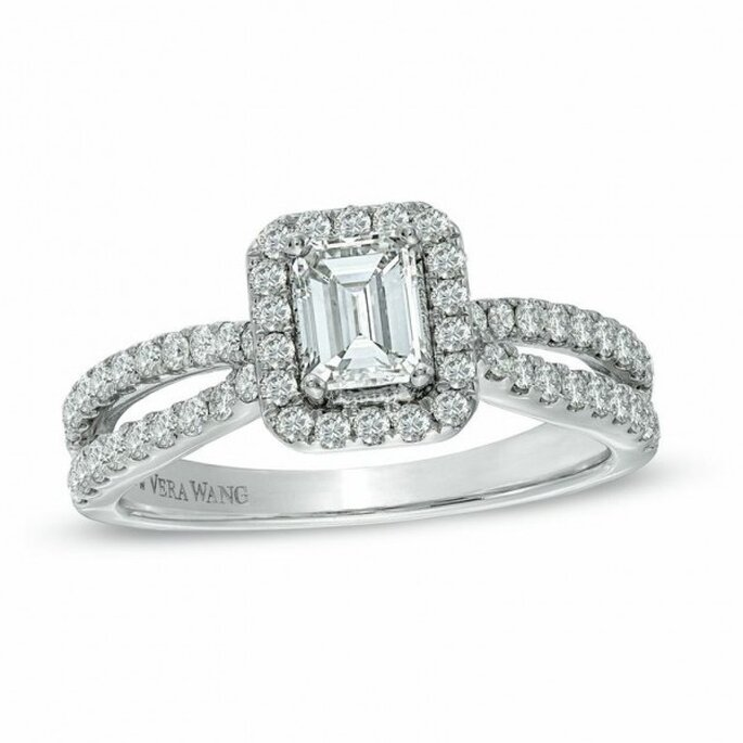 Engagement rings that take your breath away - Photo: Vera Wang