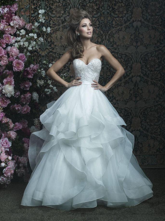 Maribel Arango Novias y Fiesta vestidos para boda en Cali