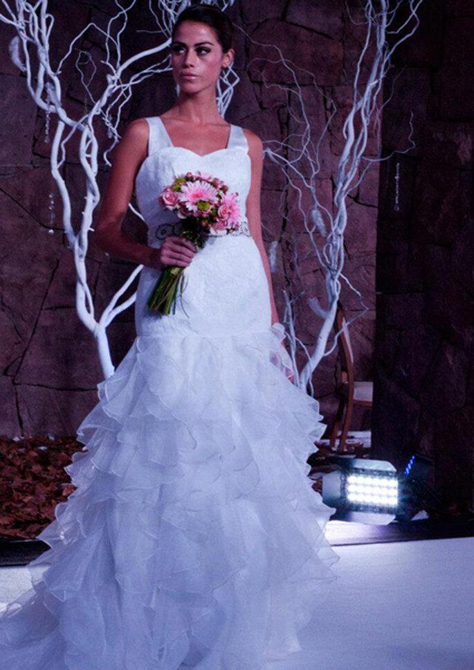 Descuentos de hasta un 50% en vestidos de novia en Somos Novios Chile