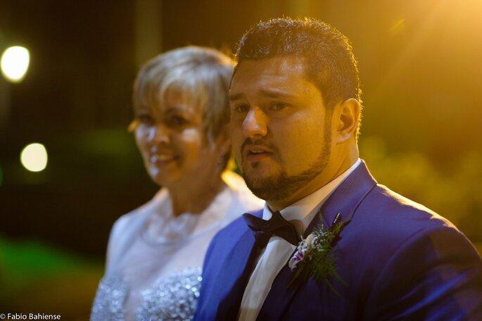 Noivo veste Ricardo Almeida