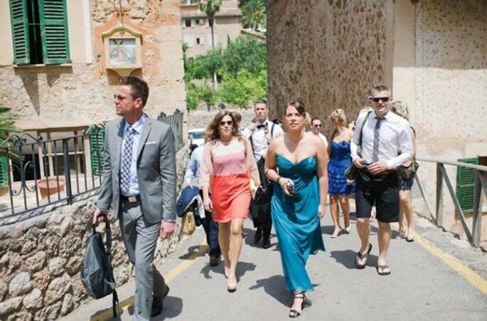 Como vestir para ir a una boda en verano - Foto Nadia Meli
