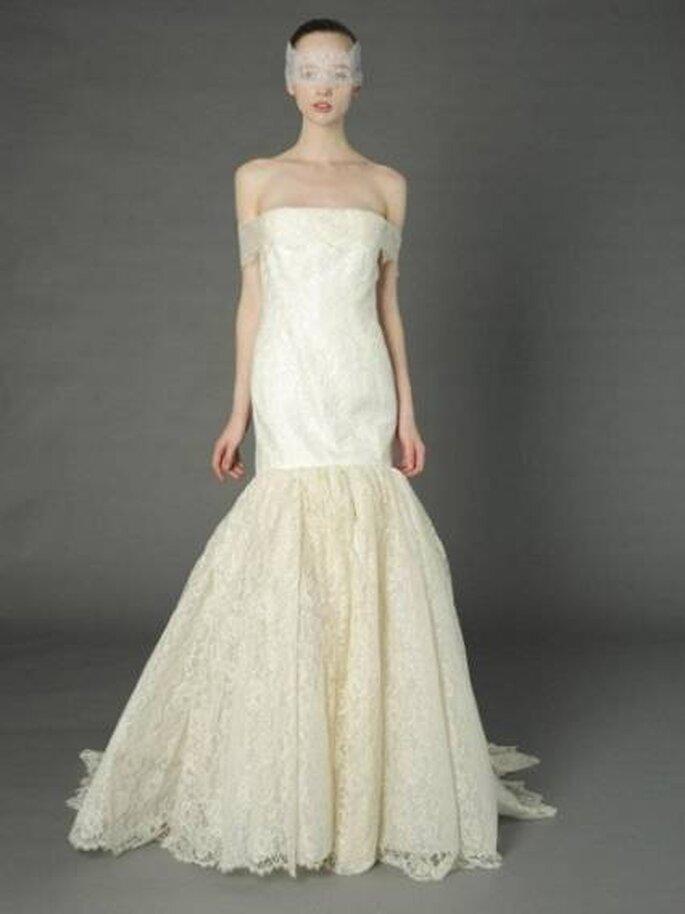 aus der Brautkleid Kollektion 2013 - Foto: Douglas Hannant