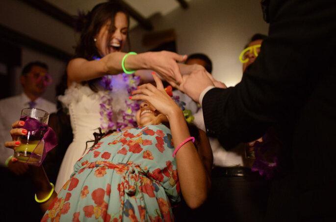 ¡Para un gran fiesta, una buena selección de licores! Foto:Juya Photographer