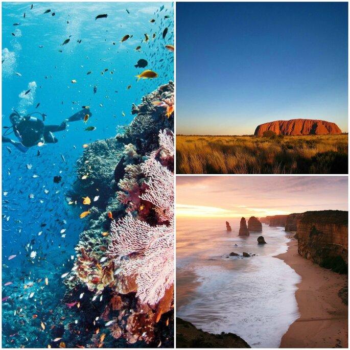 L'Australie à la Carte