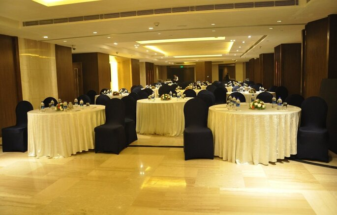 Hotel: The Lalit.