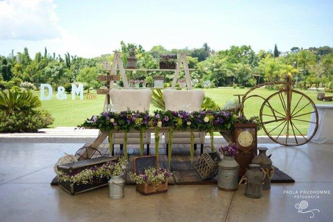 Mayanna Events mobiliario para bodas Cuernavaca