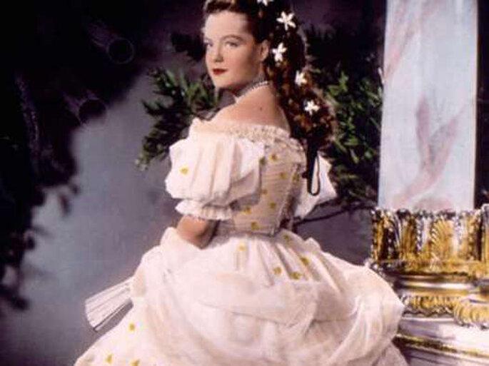 Eine Brautfrisur Wie Kaiserin Sissi Einmal Wie Sissi Heiraten