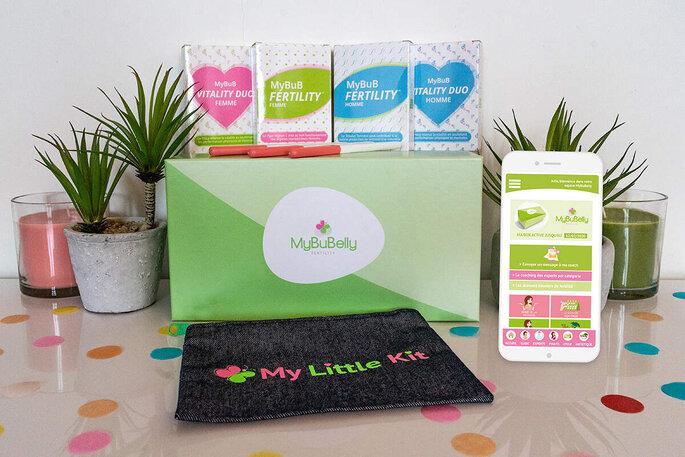 MyBuBelly Fertility - Idée de cadeau pour jeunes mariés