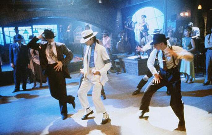Michael Jackson pour l'ouverture surprise de votre bal de mariage