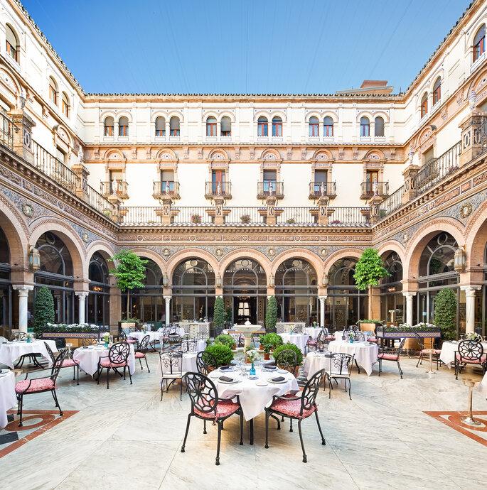 Photo : Hotel Alfonso XIII