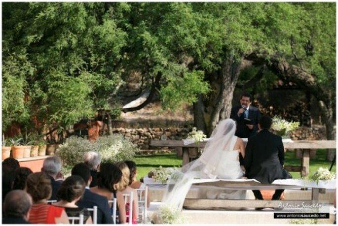 Una boda perfecta en Finca El Rosario - Foto Antonio Saucedo