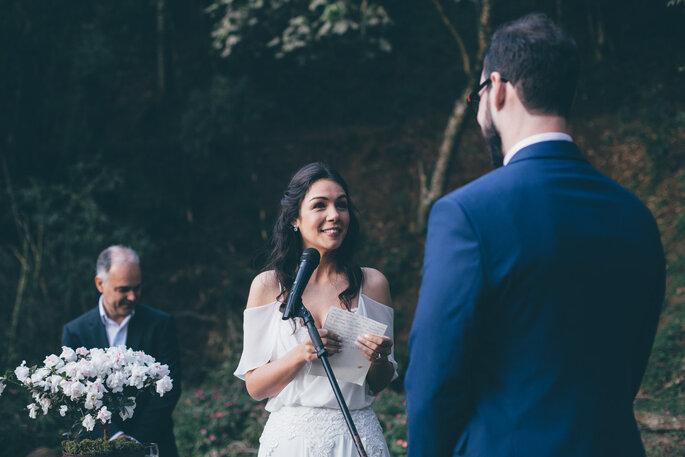 Discurso noiva casamento