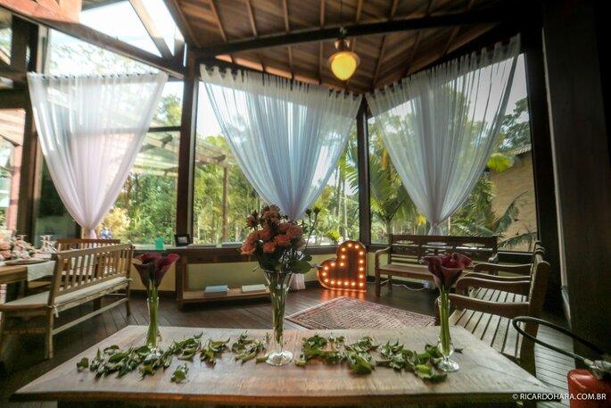 SPA para a noiva e acompanhantes desfrutarem de momentos relaxantes
