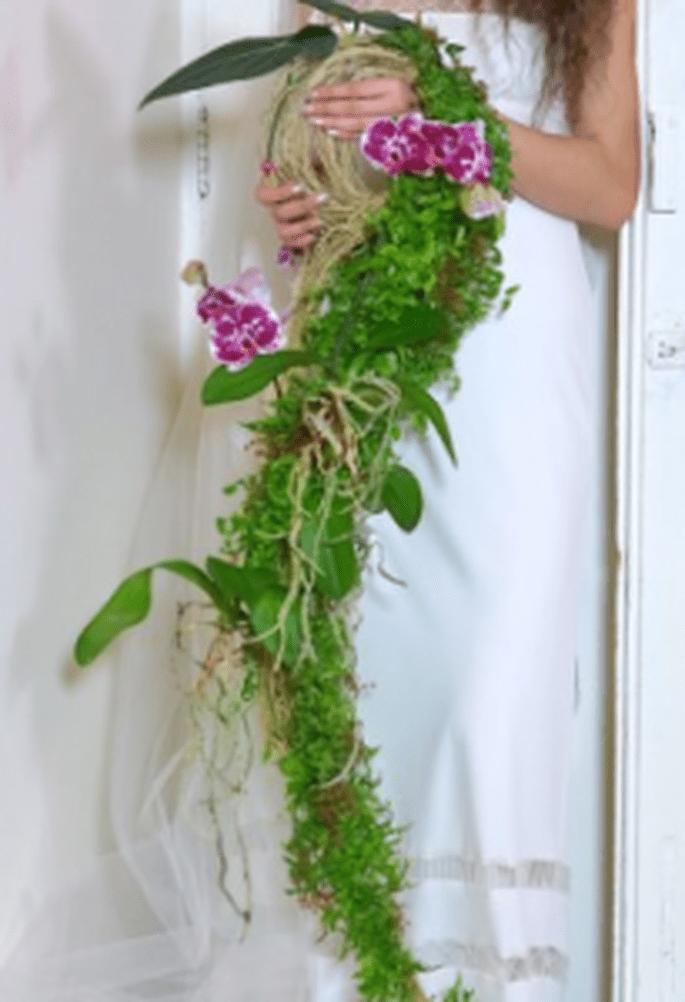 Bouquet eccentrico ma bellissimo © Centro Arte e Natura