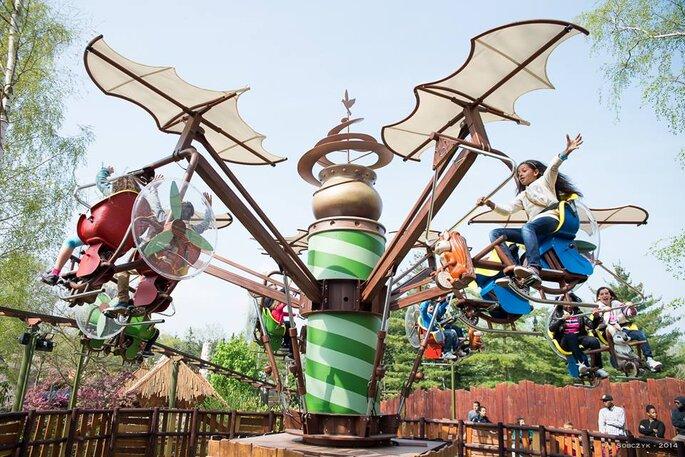 Parc Astérix. Foto: divulgação