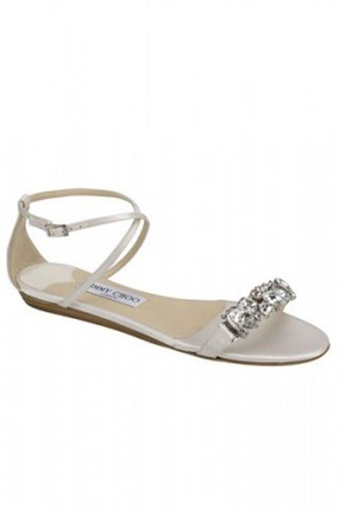 Des sandales Jimmy Choo pour votre mariage : quoi de plus tendance ?