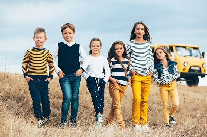 Créditos: Fashion Kids & Teens