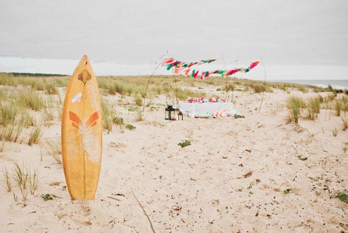 Una boda surf para mejorar el verano - Foto David One