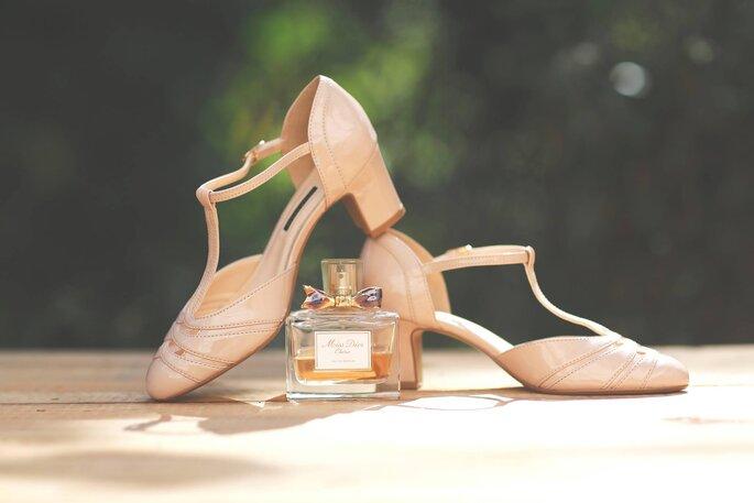 Sapatos noiva Corello