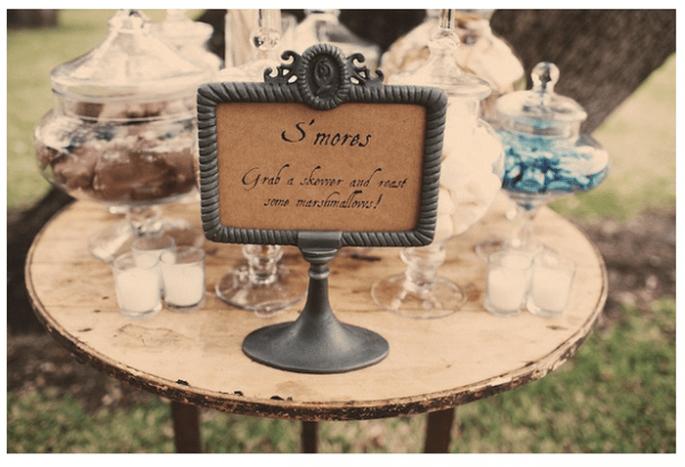 Incroyables idées déco pour un mariage vintage super trendy - Photo Claire Eliza