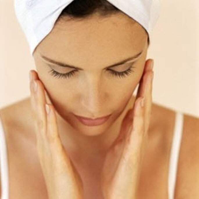 Hay que cuidar la piel antes de la boda