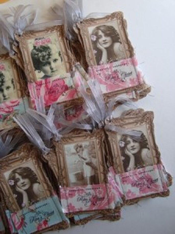 Vintage Affair - Brindes de Casamento