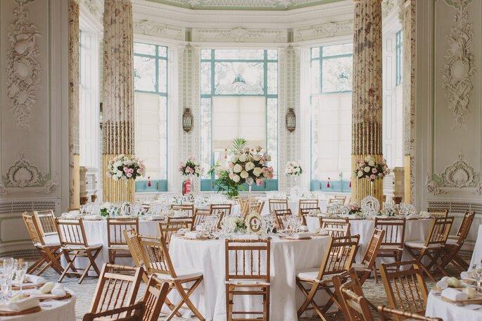 Visite o site de Como Branco Wedding Concept