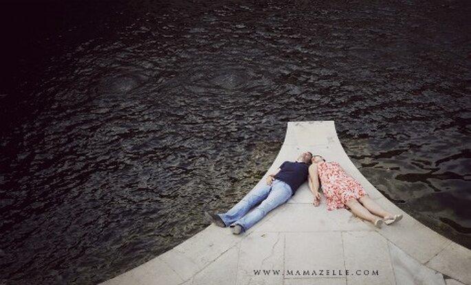 Reduce el estrés antes de la boda © Mélissa Lenoir
