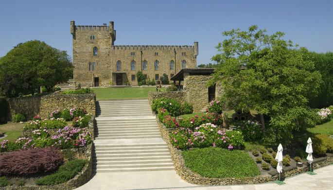Castillo de San Cucao castillo bodas Asturias