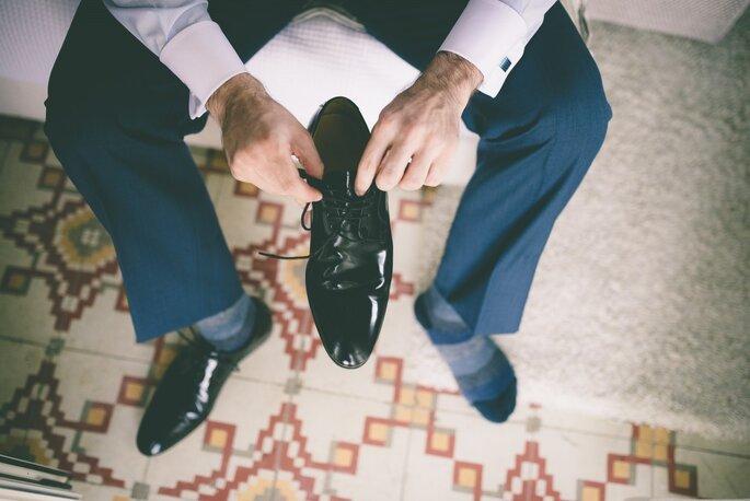 calzado novio