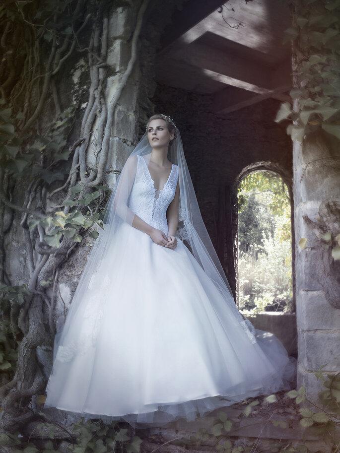 Vestidos de noiva Cymbeline 2018.