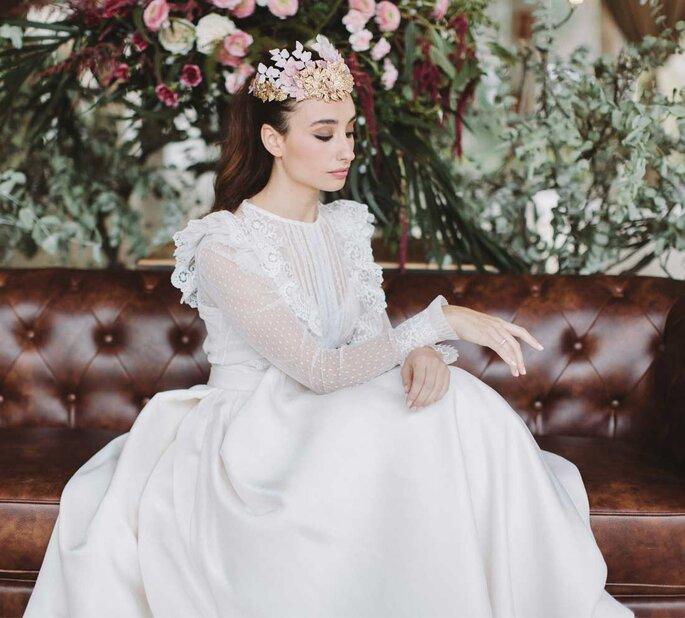 Brautkleid Danae Tobajas