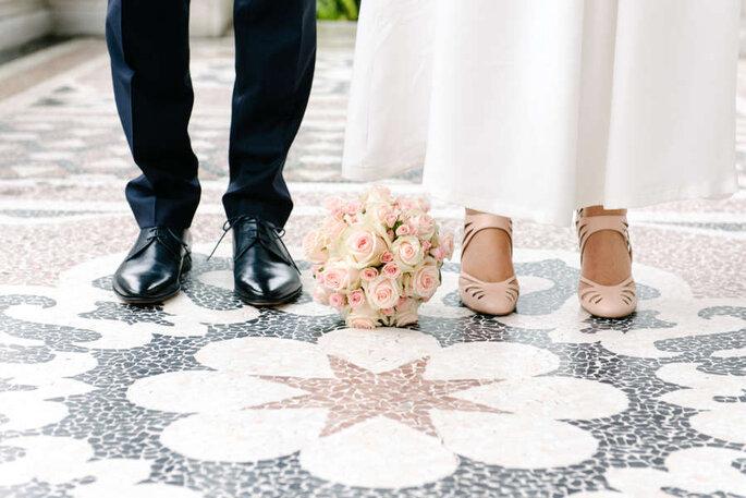 Belle & Sass-Hochzeitsfotografie aus Wien