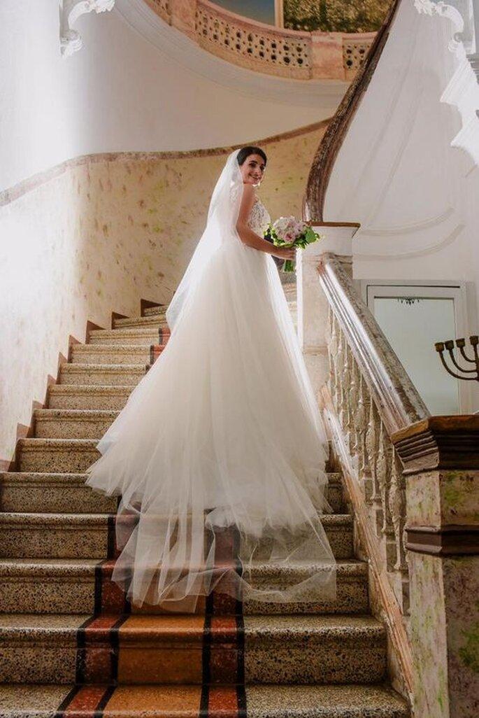 Gina Blanco Atelier de Novias Bogotá Vestidos de novia