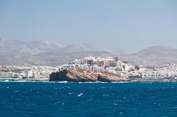 Isla de Naxos. Foto: Flickr - Antonikon